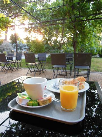 Reception La Villa Martégale